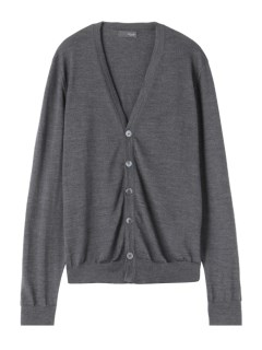 ドルモア(Drumohr)のHigh Gauge V-Neck Cardigan KNIT / ニット