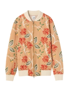 ジャーニーマン(JOURNEYMAN)のFlower Printed Blouson OUTER / アウター