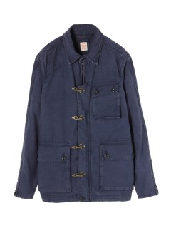 アンドワークス(&WORKS)のWashed Cotton Cover All OUTER / アウター