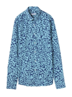 カプリ(CAPRI)のBotanical Printed Shirt SHIRTS / シャツ