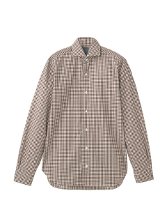 バルバ(BARBA)のDandy Life Gingham Checkシャツ SHIRTS / シャツ