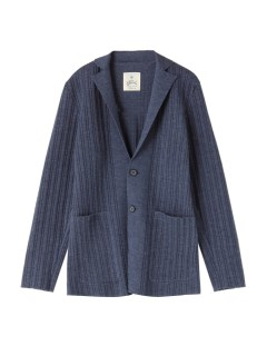 アンドワークス(&WORKS)の&Works 2B Milano Rib Knit Jacket JACKETS / ジャケット