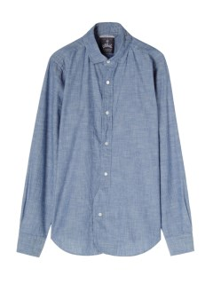 アンドワークス(&WORKS)の&Works Chambray Shirt SHIRTS / シャツ