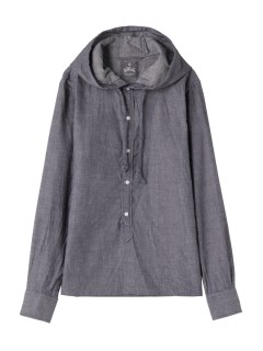 アンドワークス(&WORKS)の&Works Hooded Pullover SHIRTS / シャツ