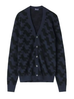 ドルモア(Drumohr)のDrumohr Geometric Patterned Cardigan KNIT / ニット