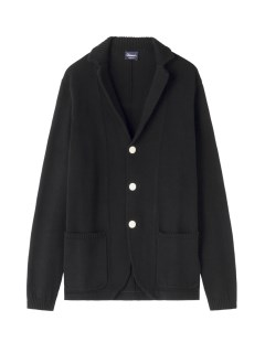 ドルモア(Drumohr)のDrumohr 3B Cotton Stretch Knit Jacket KNIT / ニット