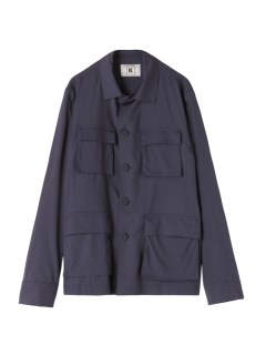 キーレッド(KI RED)のKI RED Packable Nylon Blouson OUTER / アウター