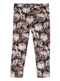 インコテックス(INCOTEX)のINCOTEX Flower Printed PANTS / パンツ
