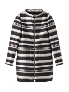 ヘルノ(HERNO)のHerno Stripe Spring coat OUTER / アウター