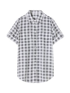 エキプモン(EQUIPMENT)のEQUIPMENT Check Pattern Short Sleeve Shirt SHIRTS & BLOUSE / シャツ & ブラウス