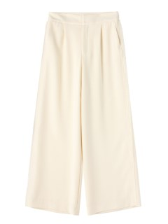 ハイアリン(HYALINES)のHYALINES Side Fringe Wide Pants PANTS / パンツ