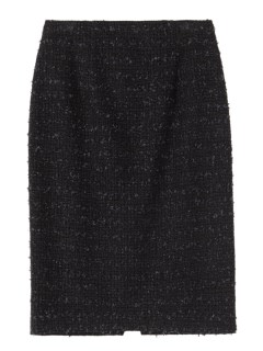 アリクアム(ALIQUAM)のAliquam Tweed Tight Skirt SKIRTS / スカート